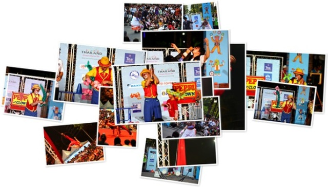 View International Street Show in Bangkok 2010